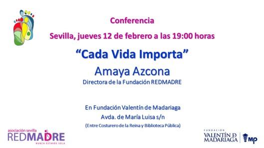Amaya Azcona en Sevilla